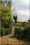 TQ9399 : Bridge to Bovill Uplands by Glyn Baker