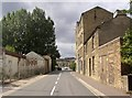 SE1422 : Mill Lane, Brighouse by Humphrey Bolton