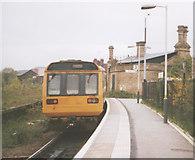 SJ5795 : Earlestown Station by Stephen Craven