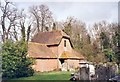 TQ2441 : Old  stables, Charlwood by Stephen Craven