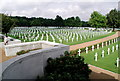 TL4059 : Cambridge American Cemetery, Madingley by Paul Glazzard