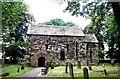 NZ1830 : Escombe, Co. Durham, the Saxon Church by Bill Henderson