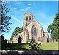 NZ2179 : Stannington, Northumberland, The Church of St Mary The Virgin by Bill Henderson