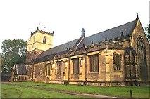 SK4374 : Staveley, St John The Baptist Church by Bill Henderson