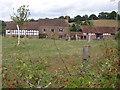SO6565 : Farm at Hanley Child by Philip Halling