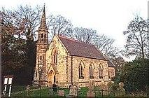 SE7051 : Kexby, St Paul's Church by Bill Henderson