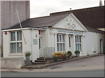 SX9265 : Babbacombe Corinthian Sailing Club by David Hawgood