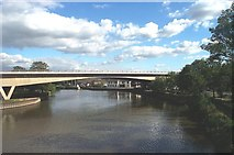 SE4824 : Ferrybridge 'Flyover' Bridge by Bill Henderson