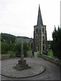 SK3442 : Duffield Parish Church by Mike Bardill