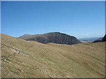 SH6261 : Bwlch y Brecan from Bwlch Marchlyn by Eric Jones