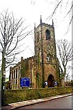SE1226 : Coley, The Church of St John The Baptist by Bill Henderson