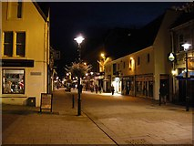NN1073 : Fort William by Night by Stephen McKay