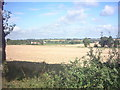 TM3674 : View of Walpole across the fields by Adrian Cable