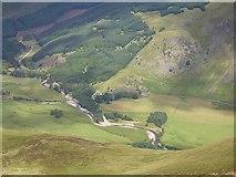 NO2875 : Upper Glen Clova by Richard Webb