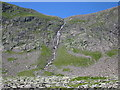 NN9499 : Falls of Dee, Braeriach by Donald Thomas