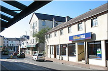SH4862 : Shops in Penllyn by Eric Jones