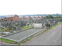 SH4862 : Grave of the Victims of the Aer Lingus Crash of 1952 by Eric Jones