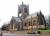 SE3694 : Northallerton, All Saints Church by Bill Henderson