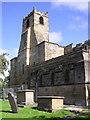 NZ4112 : St. Mary Magdalene : Yarm by Hugh Mortimer