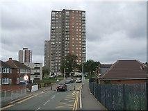 SJ9400 : Tower Blocks, Wednesfield by John M