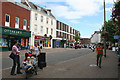SS9512 : Tiverton: Fore Street by Martin Bodman