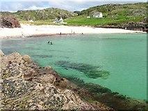 NC0327 : Clachtoll Bay, Low Tide by Mick Garratt