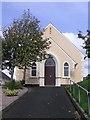 H4863 : Seskinore Presbyterian Church by Kenneth  Allen