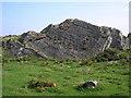 SD3581 : Outcrop by John Illingworth