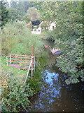ST3000 : River Axe at Weycroft by Derek Harper