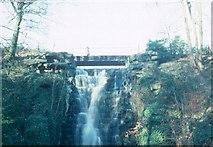 SE3337 : Waterfall, Waterloo Lake by E Gammie