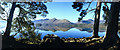 NY2622 : Derwent Water from Friars Crag by Richard Human
