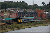 D4002 : Larne Town station, Northern Ireland Railways by Albert Bridge