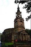 NZ2564 : All Saints Church, Newcastle upon Tyne by Bill Henderson