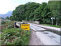 NH0461 : Bridge on the old A832 by Dave Fergusson