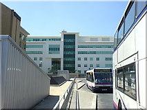 SE1632 : Bradford Interchange. by Steve Partridge