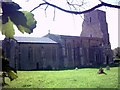 TM3060 : St.Mary's Church, Parham by Adrian Cable