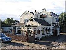 SJ9297 : Junction Inn, Audenshaw by Peter Craine