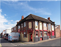 TA0827 : The Inkerman Tavern by David Wright