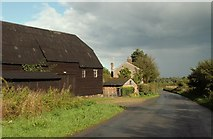 TL7825 : Woolmer Green Farm by Robert Edwards