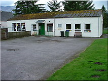 NH0362 : Kinlochewe Primary School by Dave Fergusson