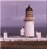 ND2076 : Dunnet Head lighthouse by Stanley Howe