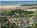 NJ0459 : View from Nelson Tower, Forres by Richard Slessor