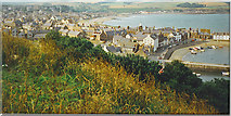 NO8785 : Stonehaven from Red Heugh by Colin Smith
