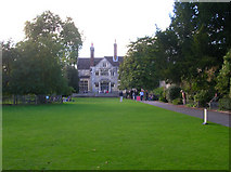 TQ4109 : Southover Grange by Simon Carey