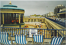 TV6198 : Eastbourne Bandstand by Colin Smith