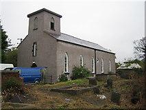 Q4401 : An Daingean (Dingle): St James' Church by Nigel Cox
