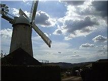 TQ6104 : Stone Cross Windmill, East Sussex by Nick Signal