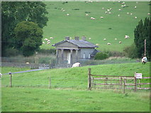 N5676 : The Gatehouse to Loughcrew by Dave Napier