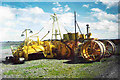 N0330 : Peat-cutting machine by Stanley Howe
