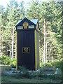 NO6589 : AA Glen Dye Box by Stanley Howe